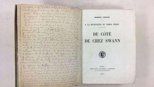 Proust : la BnF acquiert grâce à des dons un exemplaire de