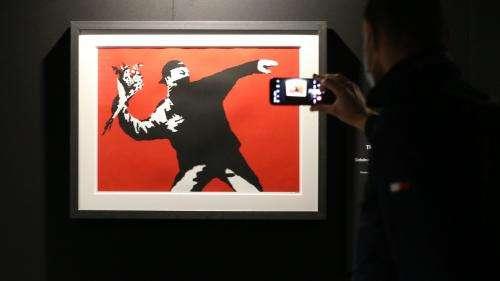 Suisse : exposition-événement du street artiste Banksy à Bâle où les musées ont rouvert