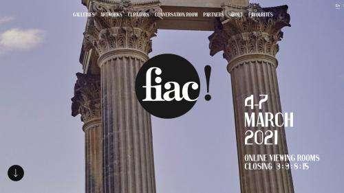 Stands numériques, public élargi, plus de 2 000 œuvres proposées : avec le Covid-19, la Fiac se réinvente en ligne