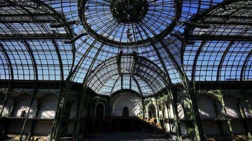 Grand Palais : les travaux de rénovation commencent le 12 mars
