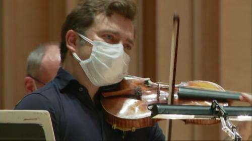 Le violoniste Renaud Capuçon en chef d'orchestre pour un concert d'exception à Poitiers