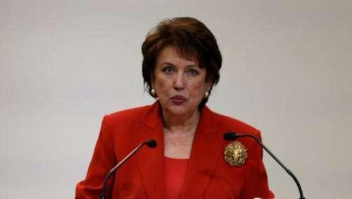 Roselyne Bachelot juge