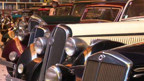 À Reims, plus de 250 véhicules d'exception nous racontent l'histoire de l'industrie automobile française
