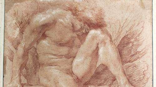 Un dessin du Bernin adjugé au prix record de 1,9 million d'euros à Compiègne