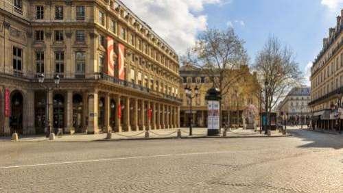 La Comédie-Française apporte son soutien aux intermittents qui réclament la prolongation d'un an de l'année blanche