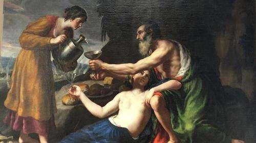 Volé par les nazis en France, un tableau de Poussin retrouvé en Italie