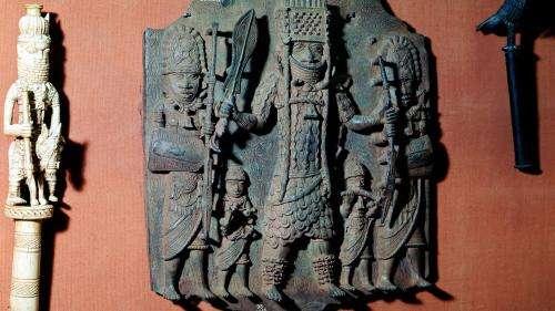 Art africain : Berlin envisage la restitution au Nigeria de bronzes du Bénin exposés dans ses musées