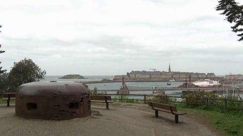 Loto du patrimoine :la forteresse d'Alethde Saint-Malo sélectionnée pour cette quatrième édition