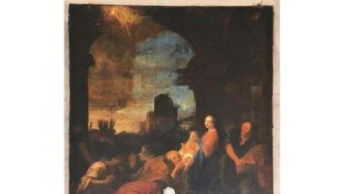 Un tableau de Notre-Dame de Paris retrouvé dans une église près de Lyon 211 ans après sa disparition