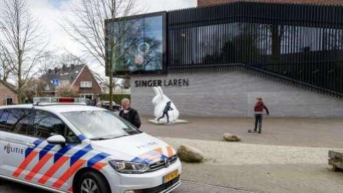Vols d'un Van Gogh et d'un Hals aux Pays-Bas : un suspect arrêté
