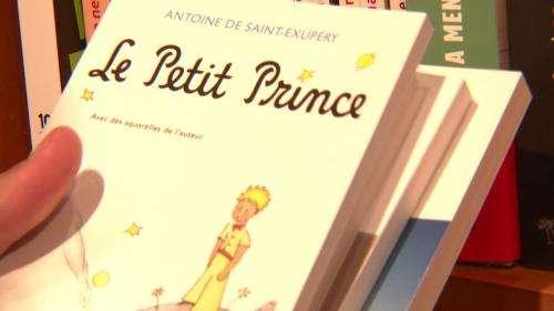 Le Petit Prince, 75 ans d'un succès planétaire né à Lyon