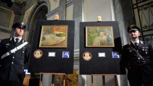 Ces tableaux de maîtres qui refont surface : quatre histoires rocambolesques