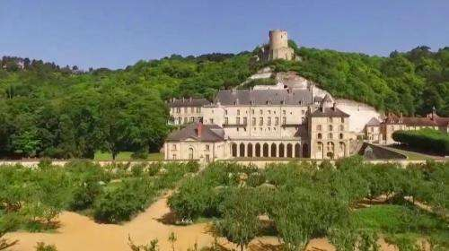 Patrimoine : un théâtre à l'italienne caché sous le château de La Roche-Guyon