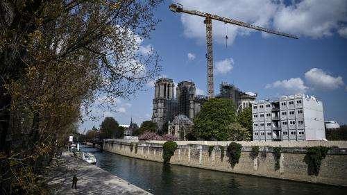 VIDEO. Notre-Dame de Paris : de l'incendie de la cathédrale à sa reconstruction