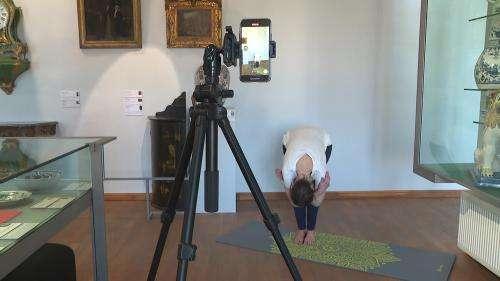 Pas-de-Calais : le Musée Sandelin offre des séances de Yog'art, mêlant culture et bien-être