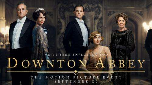 Une suite au film Downton Abbey prévue à Noël avec au casting la française Nathalie Baye