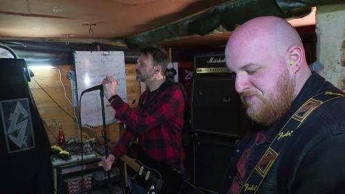 Zoë, le groupe rock originaire de Calais de retour avec un quatrième album