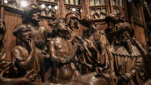 Un retable du XVe siècle, chef-d'œuvre du Moyen-Âge, retrouve son musée bruxellois après sa restauration