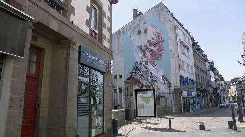 À Saint-Brieuc, le street art n'est pas du goût de l'architecte des bâtiments de France