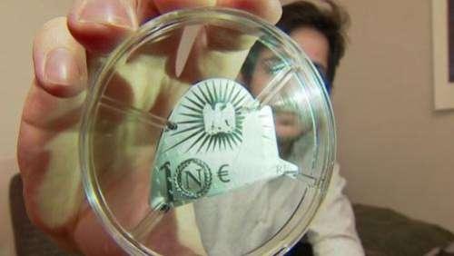Histoire :la Monnaie de Paris rend hommage à Napoléon à l'occasion du bicentenaire de samort