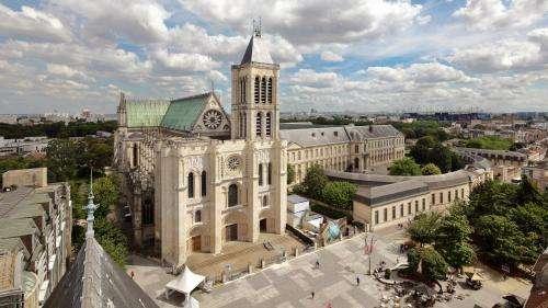 Basilique Saint-Denis : le chantier du