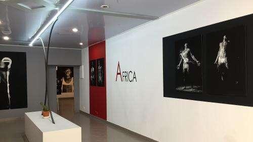 La galerie d'art photographique la Grande Vitrine présente l'exposition