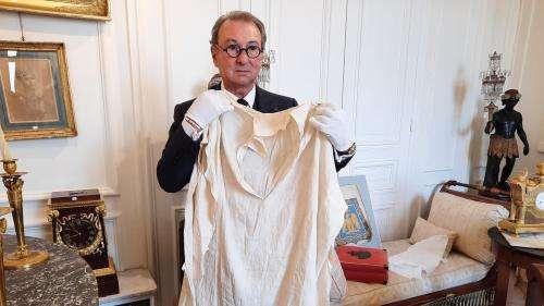 Vente aux enchères consacrée à Napoléon :