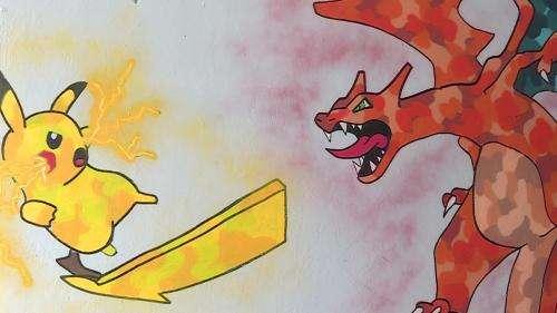 Street-art : un musée inauguré dans un passage souterrain à Chevigny-Saint-Sauveur, près de Dijon