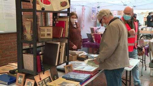 À Toulouse, des commerçants lancent un nouveau marché aux livres d'occasion