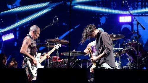 The Red Hot Chili Peppers cède son catalogue à Hipgnosis, géant britannique de la gestion de droits musicaux