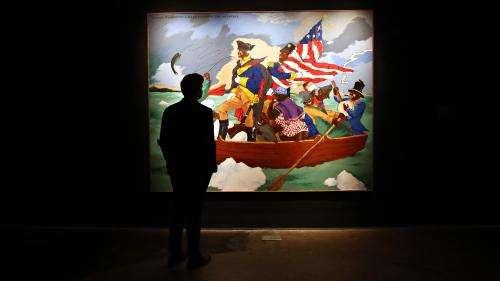 Les peintres afro-américains ont désormais la cote sur le marché de l'art