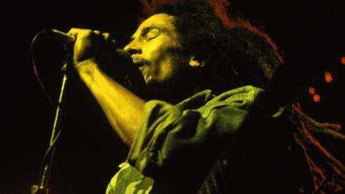 Quarante ans après sa mort, Bob Marley toujours au sommet