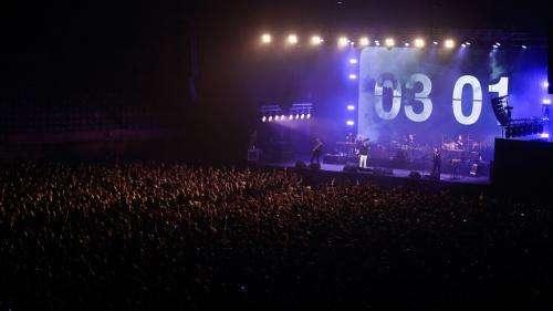 Covid-19 : les autorités donnent leur feu vert pour le concert-test à Paris
