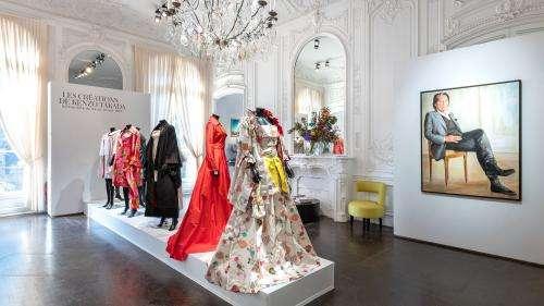 2,5 millions d'euros pour la collection mode et le mobilier de l'appartement du créateur japonais Kenzo Takada