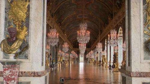 Château de Versailles : derniers préparatifs avant la réouverture