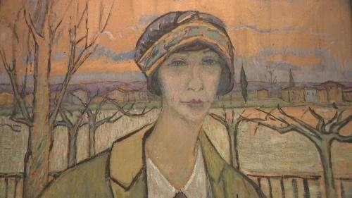 Le musée des Beaux-Arts de Besançon rend hommage à Juliette Roche, artiste méconnue du XXe siècle