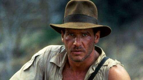 Le fameux chapeau de Harrison Ford dans