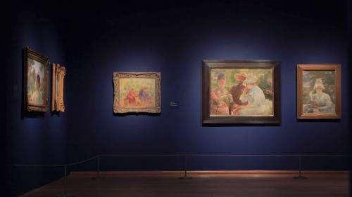 Art : le musée des impressionnismes de Giverny célèbre les jardins