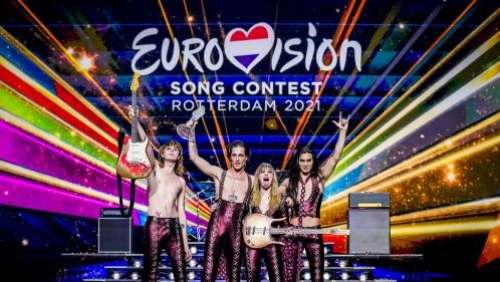 Le concours de l'Eurovision plébiscité par les jeunes, avec une audience en hausse de sept points