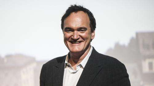 Quentin Tarantino publie son premier roman, une adaptation de son film
