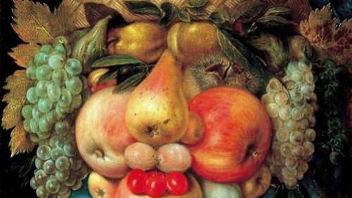 Arcimboldo, virtuose des fruits et légumes et artiste politique, au Centre Pompidou-Metz