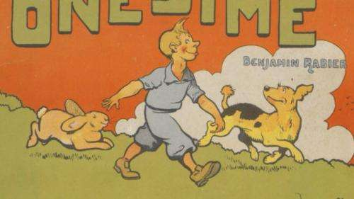 Hergé est-il vraiment le seul créateur de Tintin ?