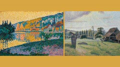 Paul Signac et des néo-impressionnistes au musée Jacquemart-André à Paris : la couleur avant toute chose