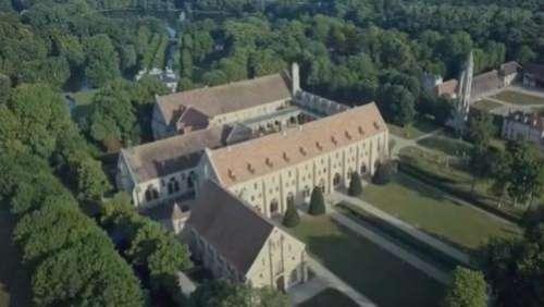 Abbaye de Royaumont : un jardin chargé d'histoire