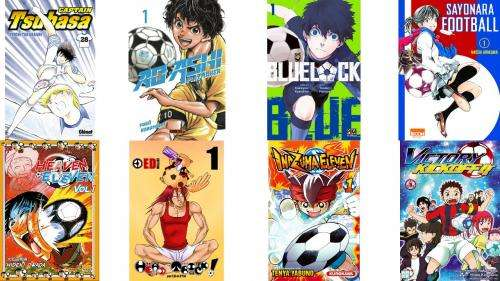 Impatients avant l'Euro de foot ? Lisez des mangas !