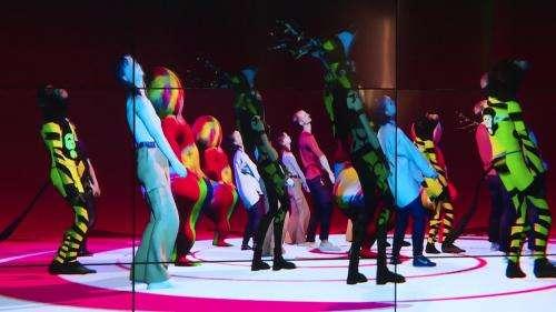 VIDEOS. Biennale de la danse : l'expérience Fagor invite la jeunesse dans trois parcours participatifs