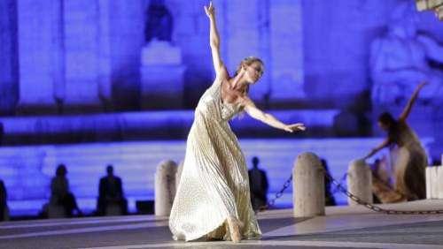 Reportés à cause des grèves et du Covid-19, les adieux de la danseuse étoile Eleonora Abbagnato à l'Opéra de Paris auront lieu vendredi