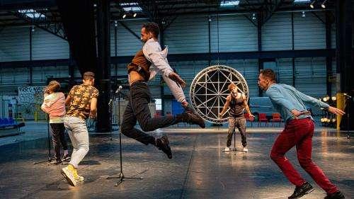 Biennale de la danse de Lyon :