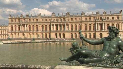 VIDEO. Au Château de Versailles, le bosquet de la Reine se refait une beauté