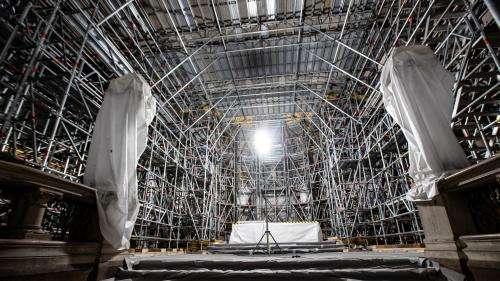 Notre-Dame de Paris : un appel de fonds pour réaménager l'intérieur de la cathédrale